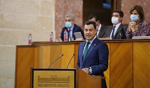 La Junta destina 270 millones de euros al Plan de Vivienda y 100 millones para ayudar a la contratación indefinida de los jóvenes.