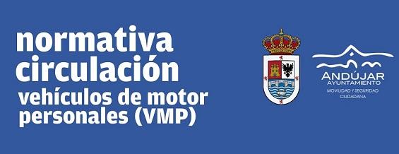 La Ordenanza Municipal de Tráfico regula la circulación y el uso de patinetes eléctricos en Andújar.