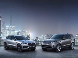 As novidades do Jaguar Land Rover