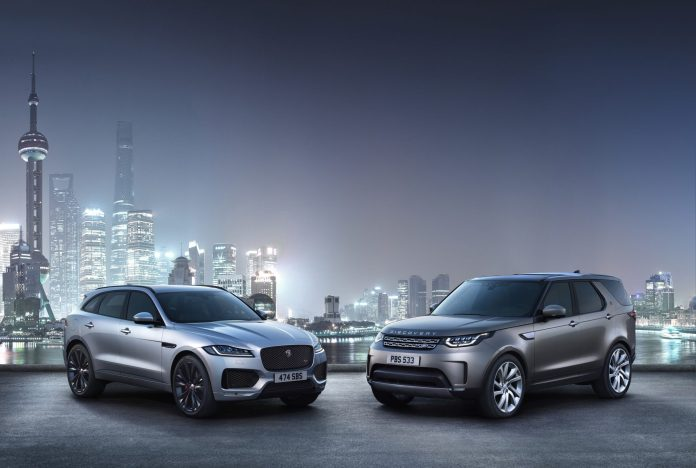 As novidades do Jaguar Land Rover