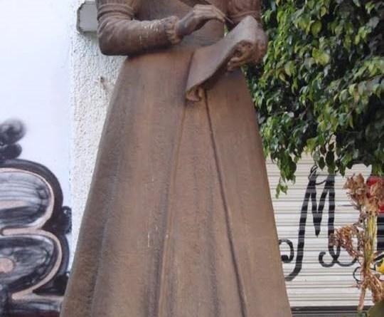 Catalina de Bustamante, una maestra nacida en Llerena que luchó por las niñas indígenas en América