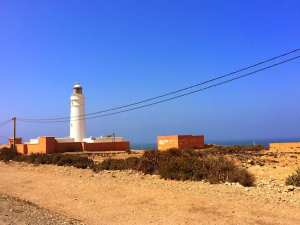 The lighthouse of Cap Ghir