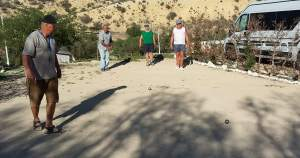 Petanque Tournament and the Training Week at Camping Aourir