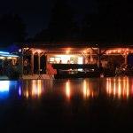 camping art de vivre, chateauneuf du pape, restaurant