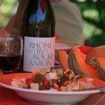 Des côtes du rhône à découvrir sur la carte des vins du Camping l'Art de Vivre