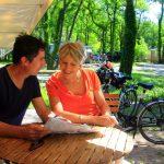 Hebergement et accueil au camping l'Art de vivre