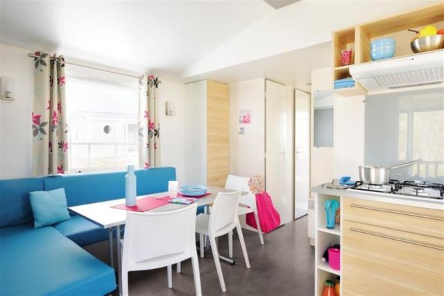 Mobilhome 3 chambres Picpoul - intérieur