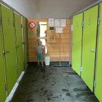 camping art de vivre, sanitaires, douches