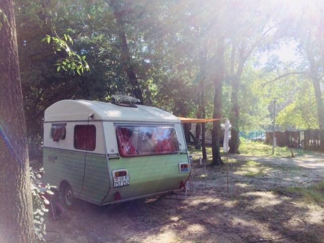 caravane camping l'art de vivre