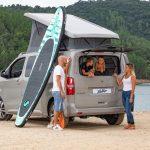 Klubber Le Nouveau Fourgon Amenage Familial Ultra Modulable Actus Des Marques Camping Car Magazine