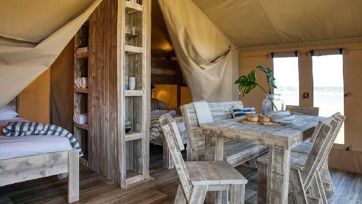 La Ferme Carrique séjours au camping au Pays Basque