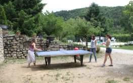 ping-pong camping
