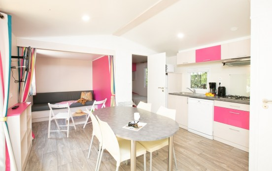 Mobil-home Saint Malo en Normandie