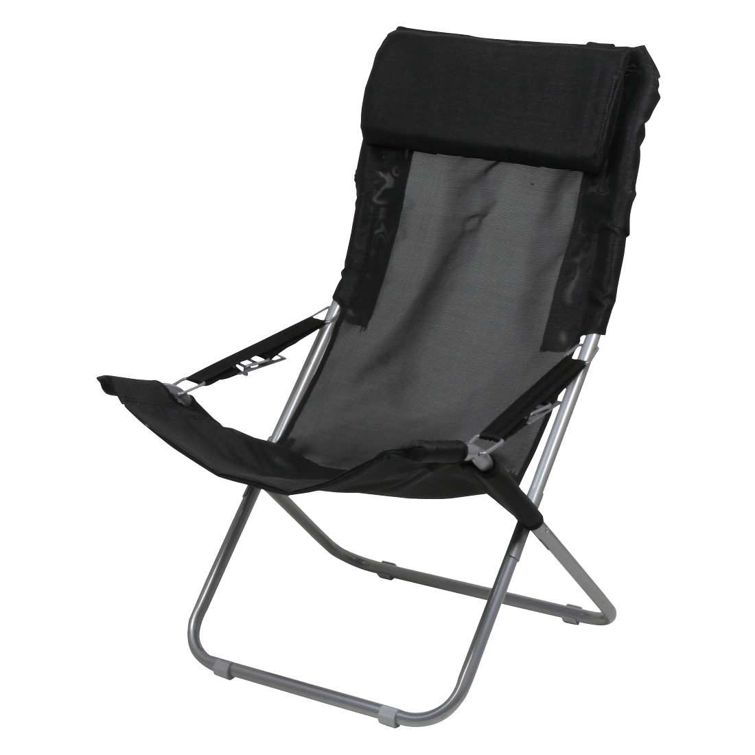 Folding Camping High Chair 10t Maxi Chair Camping Chair Relax High Back With Head