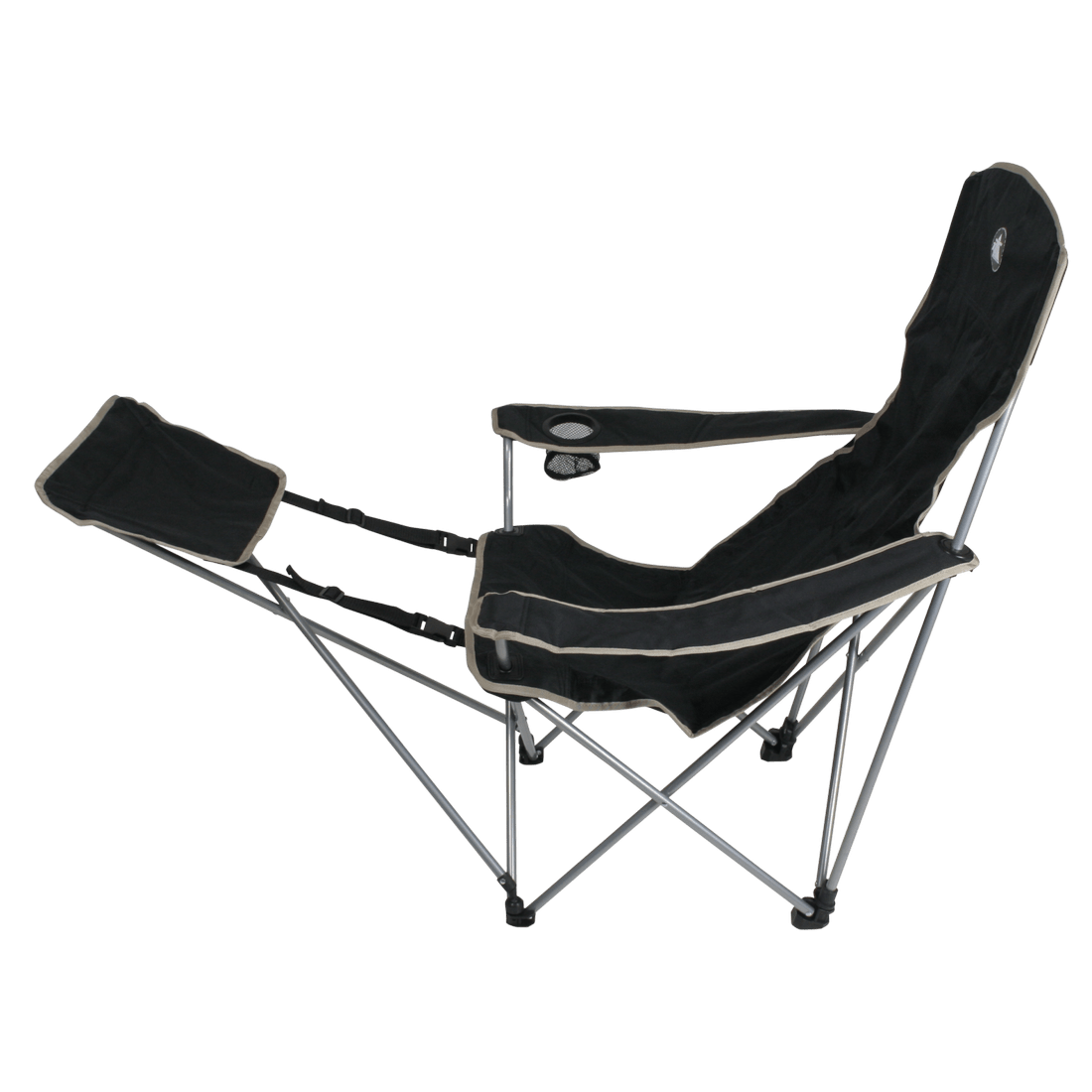 Camping Chair With Footrest 10t Quickfold Plus Mobile Camping Chair With Footrest