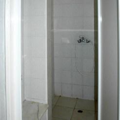 Duschen einfach und zweckmäßig