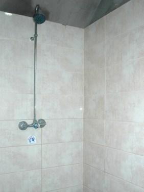 Alle drei Duschen sind ungenügend