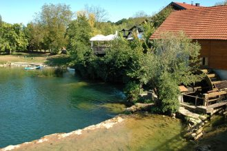 Alte Wassermühle Duga Resa