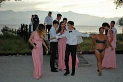Hochzeit am Lake Shkodra