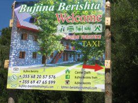 Bujtina Berishta, unser hervorragendes Guesthouse