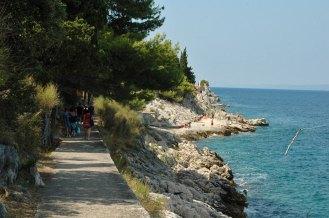 Uferweg mit herrlichen Ausblicken