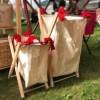 【木工DIY】キャンプ・アウトドアで使う折りたたみゴミ箱ラックを自作するPart6【完成】