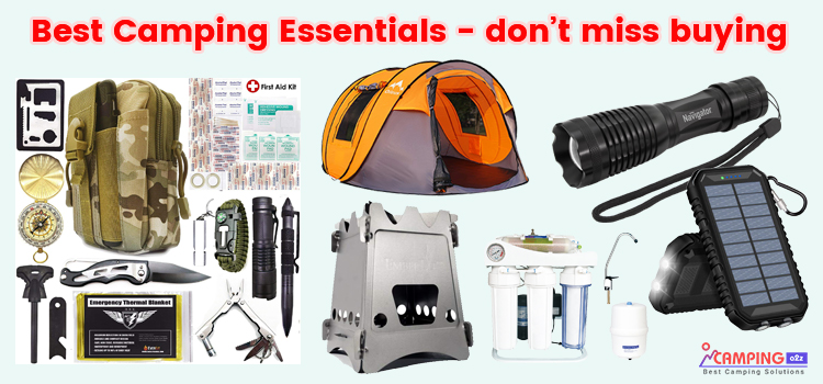Best Camping Essentials