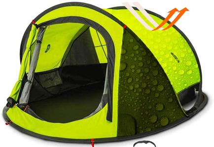 Zenph pop up tent