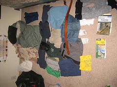 Yosemite Camp Gear - clothing