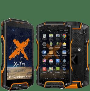 X Tel 9500 Rugged Smartphone