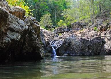 Rocky Hole - main pool