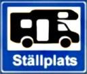 Bobilparkering i Strømstad