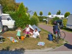 Bobilferie på bobilcamping i Europa
