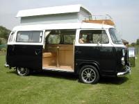 Ny Retro Campingbil