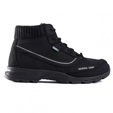 Sklisikker sko til vinteren
