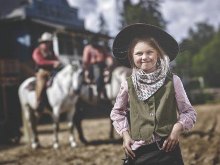 Her er barnas campingparadis i Sverige