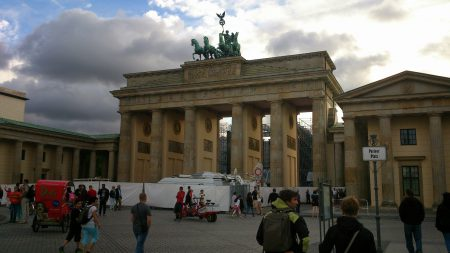 Mange kjente steder i Tyskland
