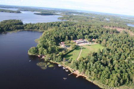 Campingplasser i Sverige