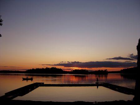 Hätteboda Vildmarkscamping i Urshult, Småland
