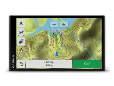 Garmin® DriveTrack 71 – veinavigasjon kombinert med hundesporing