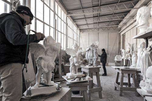 Skulpturer i Toscana, foto: #TuscanyAgain