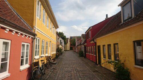 Leie bobil i Danmark Odense