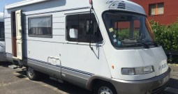 Hymer BC544 – Integral compact