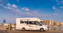 Benimar Tessoro 487 Northautokapp – Profilé grand salon boîte auto