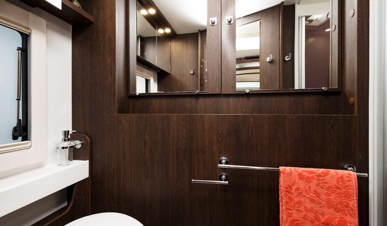 Benimar Tessoro 487 Northautokapp – Profilé grand salon boîte auto complet