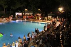watergames at Camping Ca' Savio