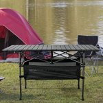 WUROMISE Sanny Folding Camping Table