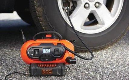 BLACK+DECKER 20V MAX Cordless Tire Inflator