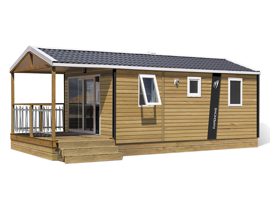 Terasse Couverte Mobil Home Terrasse Couverte 2 4 People