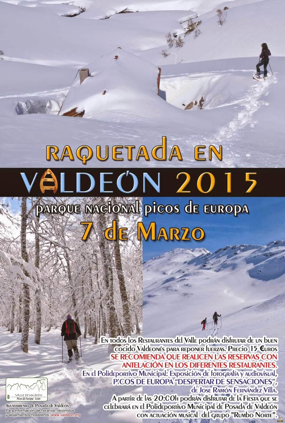 Raquetada Valdeón 2015